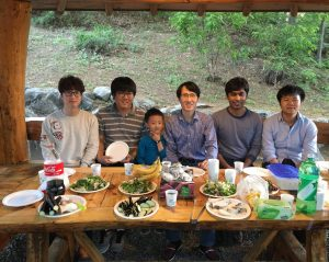 Lab BBQ Party