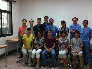 Training Program for Michelin China (2011. 08)