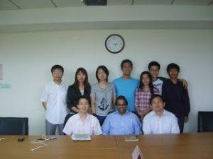 Research Team in SJTU (2010. 06)